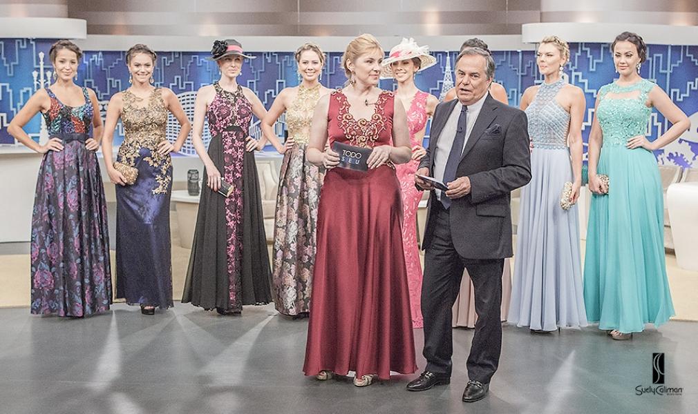 37a670314 Suely Caliman Moda Festa e Vestidos Madrinhas Debutantes Formandas